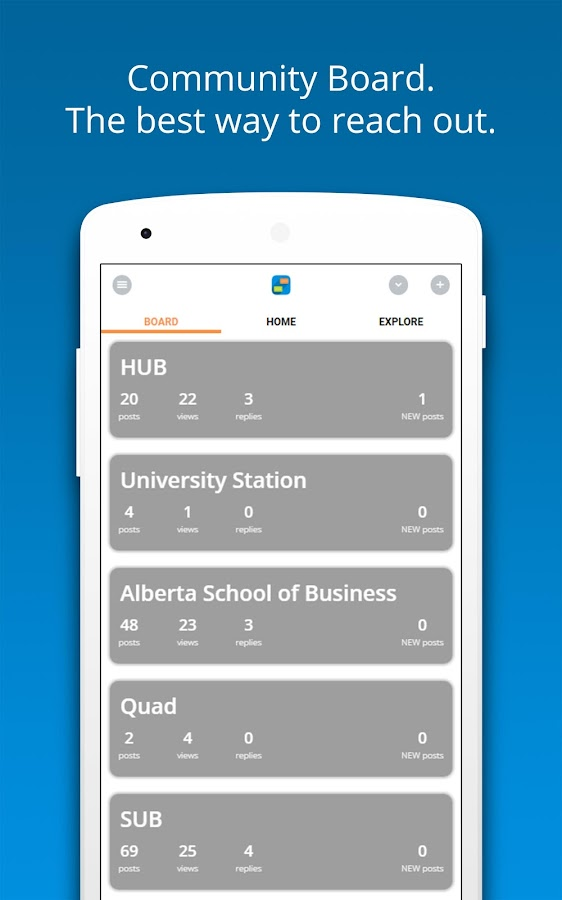 Boardee Edmonton- screenshot