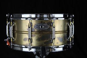 "14"" x6,5"" Pearl Sensitone Premium Beaded Brass - STA1465-FB"