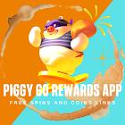 Piggy Go Daily Rewards App – Free Dice and Spins