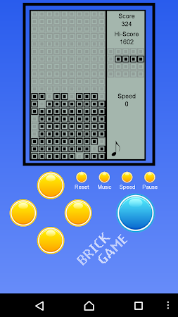 Brick Classic - Brick Game 1.24 screenshot 2088509