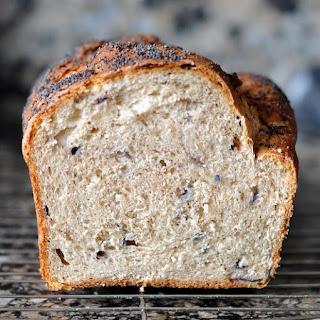 Rye Onion Bread.