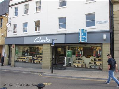 On Shoe Somerset In 1hn Shops Street Ba20 Yeovil Silver Clarks dvwtqCd
