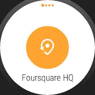 Swarm — by Foursquare- screenshot thumbnail