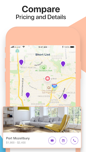 Apartment List: Housing, Apt, and Property Rentals screenshots 6