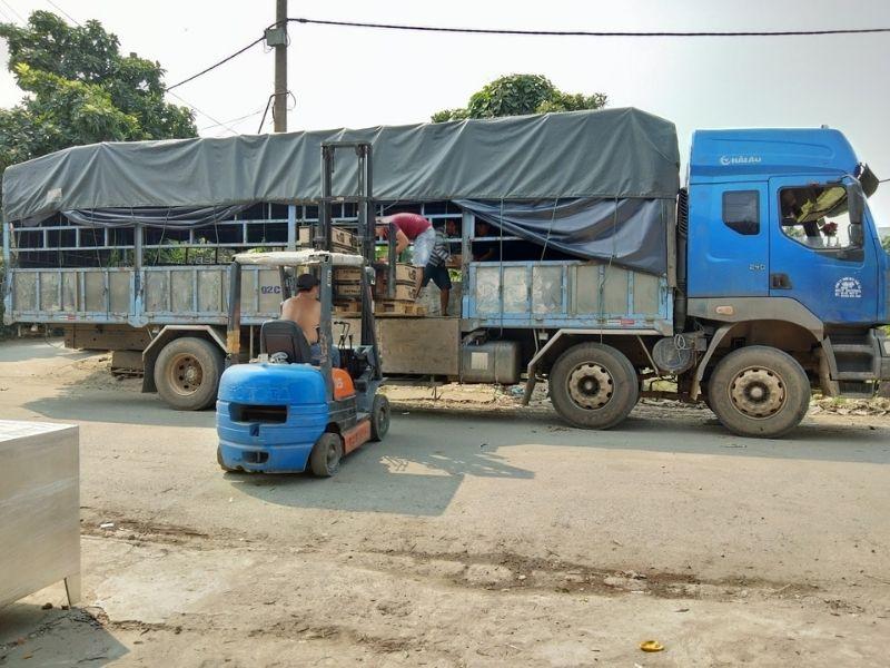 2 cách chuyển hàng đi Ninh Thuận từ Bình Dương