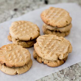 Old-School Peanut Butter Cookies