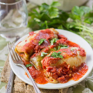 Vegan Stuffed Cabbage Recipes