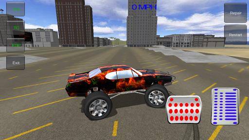 怪物汽車模擬器