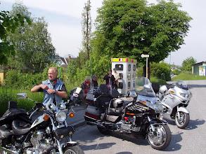 Photo: . . . auf in die Steiermark
