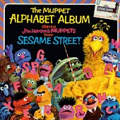 Sesame Street: The Muppet Alphabet Album, Vol. 1