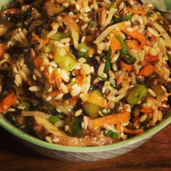 Refridgerator Rice By Iris Recipe