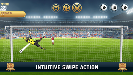 Flick Kick Goalkeeper 1.3.1 Screenshots 4