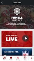 Screenshot of Levi's Stadium App
