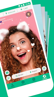 Azar-Video-Chat, Freundefinder Screenshot
