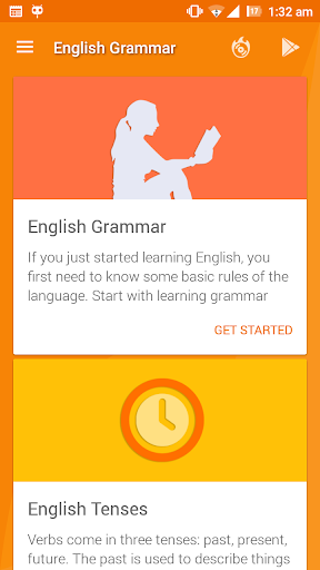 English Grammar Ultimate 5.0 screenshots 1