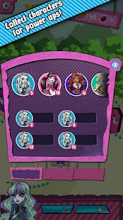 Monster High Ghouls and Jewels- screenshot thumbnail