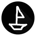 Boats offline browser for xkcd with dark themes icon