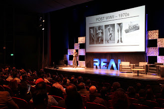 Photo: Eythor Bender at #REAL2015 Main Stage
