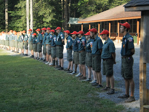 Photo: The amazing Camp Minsi staff