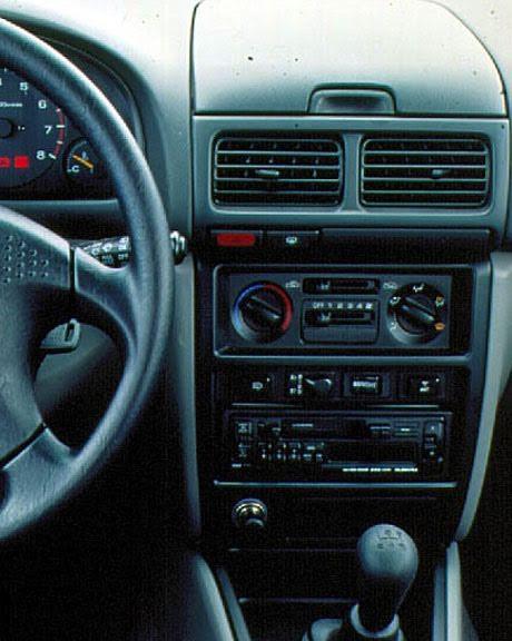 Subaru Forester 1997-2003
