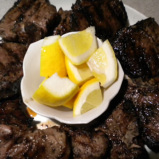 Grilled Lamb Chops - Greek Style
