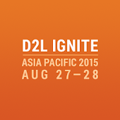 D2L Ignite Asia Pacific