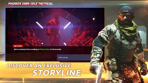 PHOBOS 2089: Idle Tactical 1.40 Screenshots 8