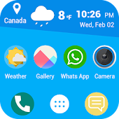 LG G5 Launcher and Theme