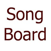 Musicians Song Board (Unreleased)
