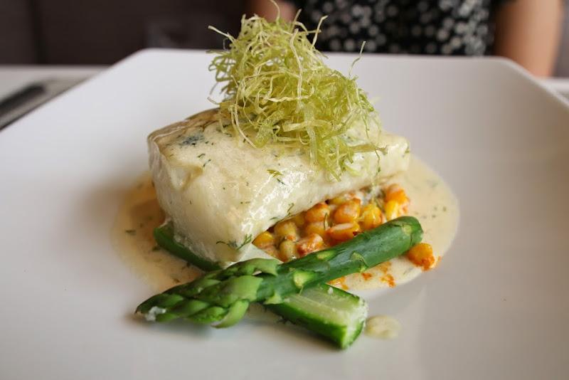 Aromatic North Atlantic Cod Fish Fillet @ Mandarin Grill - Malaysia