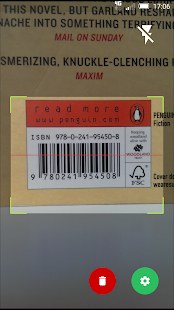 Barcode Notes- screenshot thumbnail