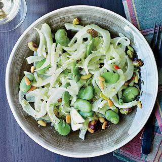 Fennel-and-Fava-Bean Salad