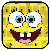Yellow Elfin Fun Amusing Keyboard Theme