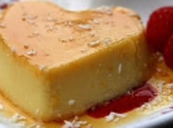 Coconut Flan | Just A Pinch Recipes