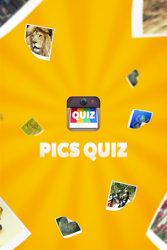 PICS QUIZ - Guess the words!