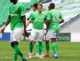 Marseille s'incline face à Saint-Etienne et perd des points dans la course au top 5