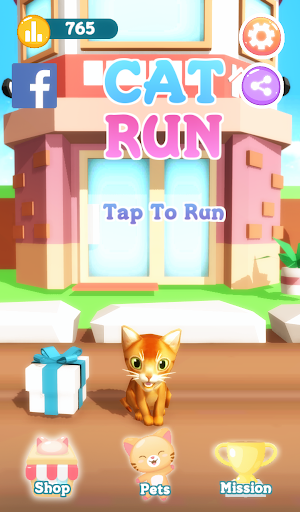Cat Run 1.1.7 screenshots 13