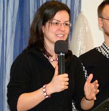 Photo: 2012. február 19-én Andreas Ernst és felesége Kurdi Eszter voltak gyülekezetünk vendégei. Az Ernst házaspár tavasszal kezdődő kameruni bibliafordító misszionárius munkájukról számoltak be nekünk.
