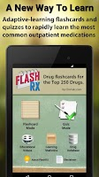 Screenshot of FlashRX - Top 250 Drugs
