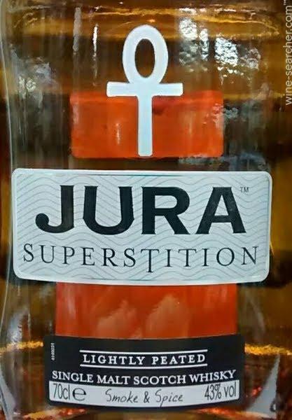 Logo for Jura Superstition