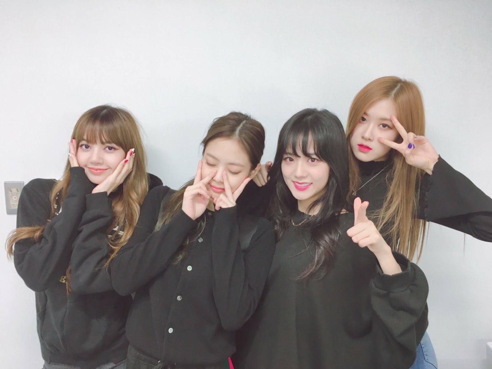 cute blackpink