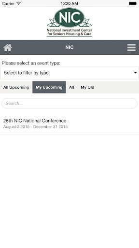 NIC Events