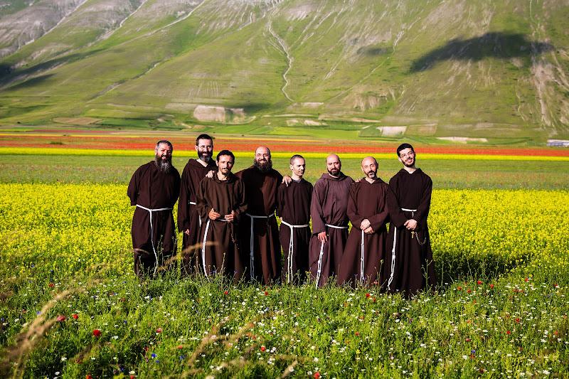 Otto francescani a Castelluccio di Tindara