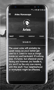 Aries Daily Horoscope 2019 Apps En Google Play