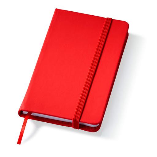 Printed Rainbow A7 Notebooks