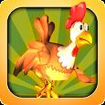 Hay Rush: Super Chicken Run icon
