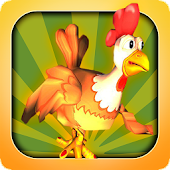 Hay Rush: Super Chicken Run