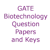 GATE Biotechnology Papers