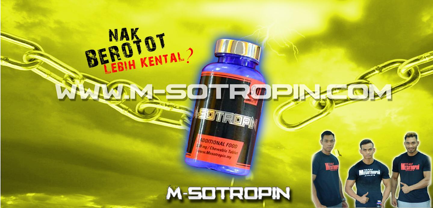 produk luar negara m-sotropin