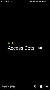 Access Dots – iOS 14 cam/mic access indicators apk download 1